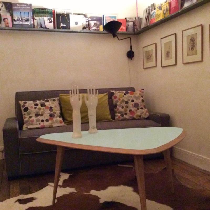 Salon Table et canapé