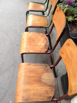 Chaises Ecoliers 4